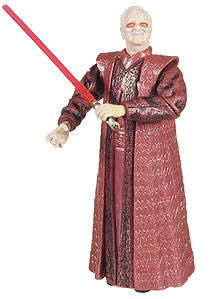 "Darth Sidious Palpatine Battle Pack 3.75"" Loose"