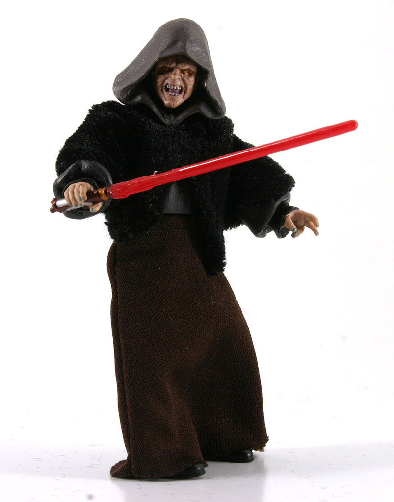 "VC12 Darth Sidious The Vintage Collection 3.75"" Loose (incomplete)"
