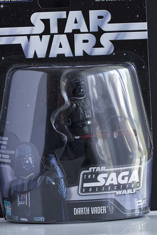013 Darth Vader Star Wars The Saga Collection 3.75""