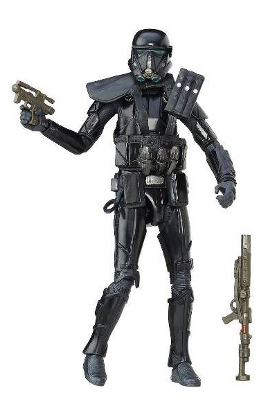 "Death Trooper Specialist Star Wars Black Series 6"" Loose"