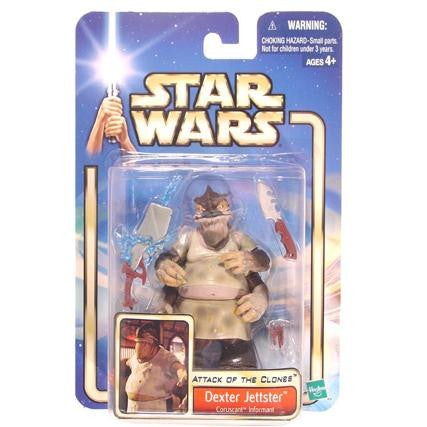 Dexter Jettster Coruscant Informant Attack of the Clones