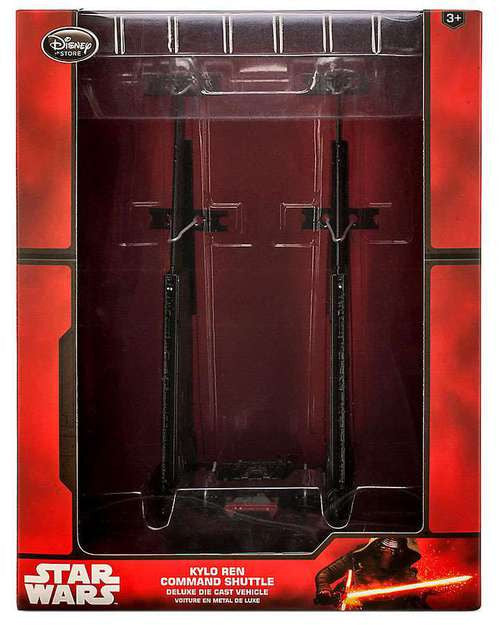 Kylo Ren Command Shuttle Star Wars Diecast Vehicle