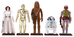 The Earth Black Action Figure Stands fit Vintage Star Wars Action Figures