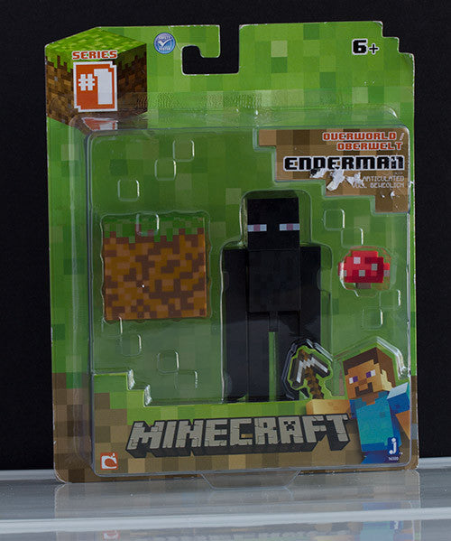 Minecraft Enderman Series 1 NEW