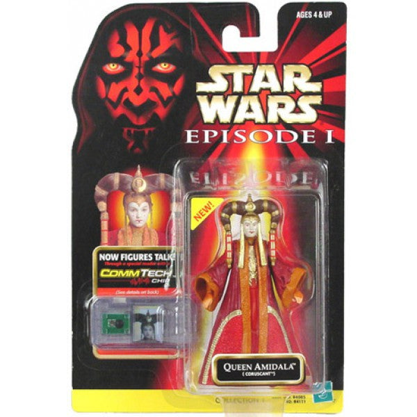 Queen Amidala Episode 1 NEW 3.75""