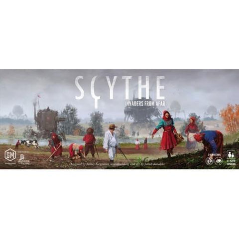 Scythe - Invaders From Afar Expansion
