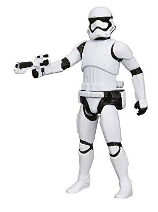 "First Order Stormtrooper Star Wars The Force Awakens 3.75"" Loose"