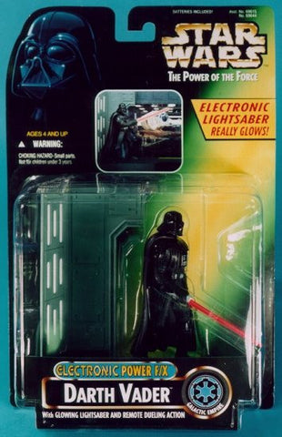 Darth Vader Electronic Power F/X POTF2
