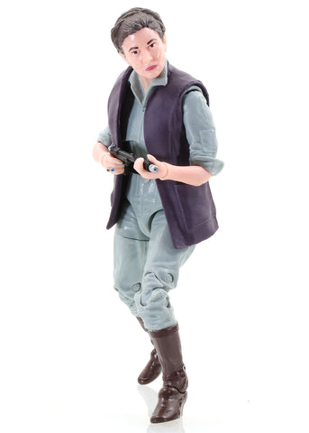 "#52 General Leia Star Wars Black Series 6"" Loose"