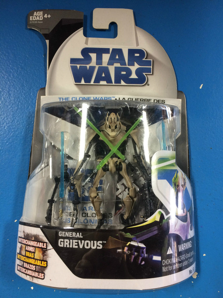 General Grievous The Legacy Collection 3.75""