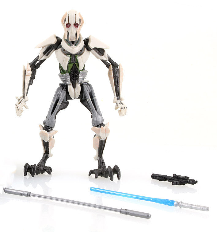 "General Grievous Saga Collection 3.75"" Loose (incomplete)"