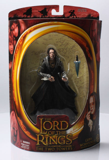 Grima Wormtongue Lord of the Rings
