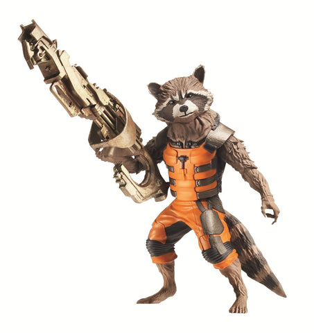 Rocket Raccoon GOTG Marvel Legends (2014 Groot Wave) Loose