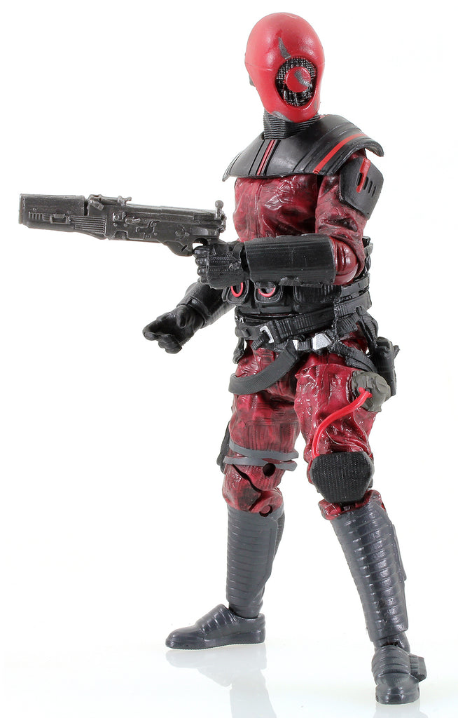 "#08 Guavian Enforcer Star Wars Black Series 6"" Loose (incomplete)"