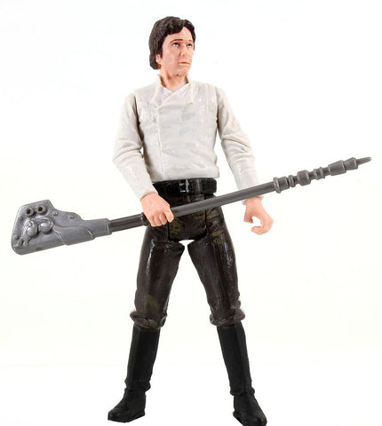 "Han Solo Battle of Carkoon Star Wars SAGA 3.75"" Loose"