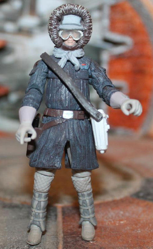 "Han Solo Hoth Gear Star Wars The Vintage Collection 3.75"" Loose"