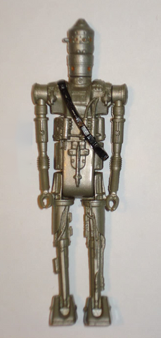IG-88 (BOUNTY HUNTER) - VINTAGE STAR WARS, 1980 (F) (INCOMPLETE)