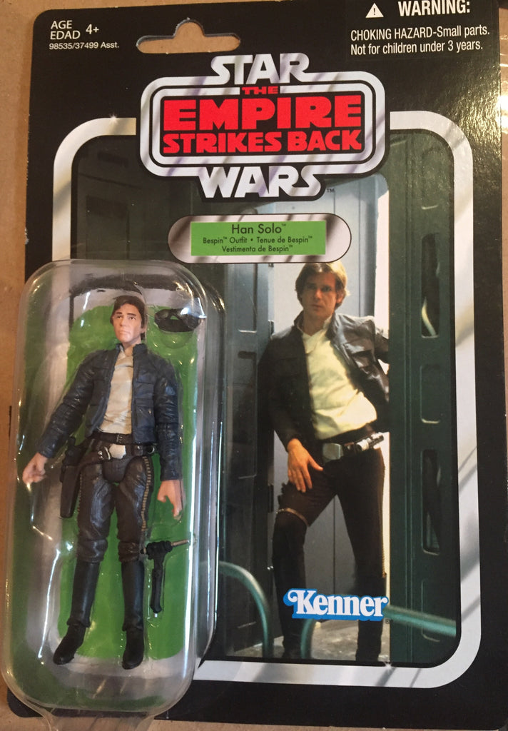 VC50 Han Solo Bespin Outfit Star Wars The Vintage Collection 3.75""
