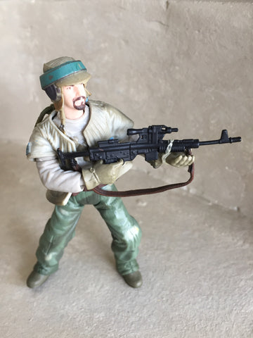 "Endor Rebel Trooper Saga 3.75"" Loose"