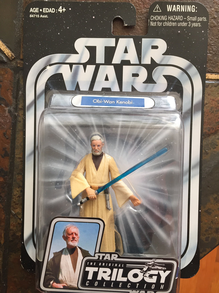 #15 Obi-Wan Kenobi Star Wars Original Trilogy Collection 3.75""