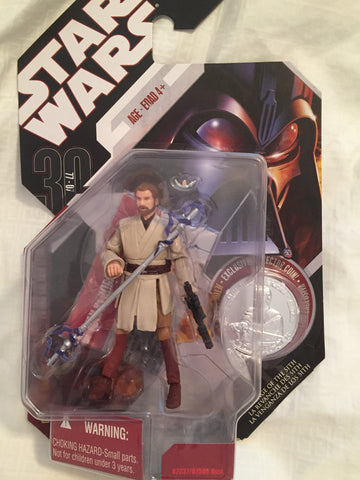 05 Obi-Wan Kenobi Star Wars 30th Anniversary 3.75""