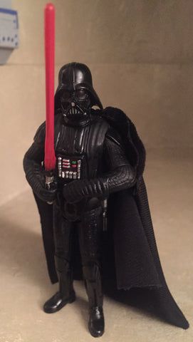 "Darth Vader Star Wars 3.75"" Loose"