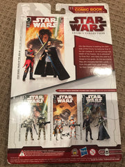 Star Wars Comic Packs Ulic Qel-Droma and Exar Kun 3.75""