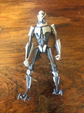 "General Grievous Star Wars 3.75"" Loose (incomplete)"