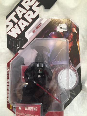 Darth Vader Star Wars 30th Anniversary 3.75""