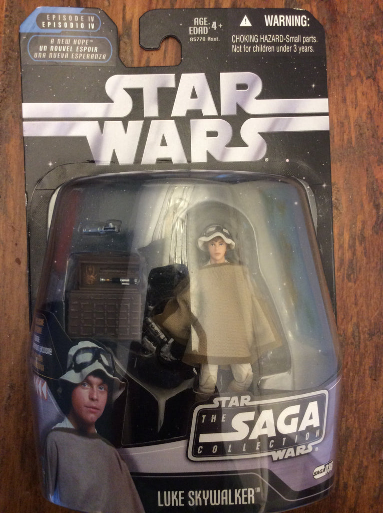 Luke Skywalker The Saga Collection 036