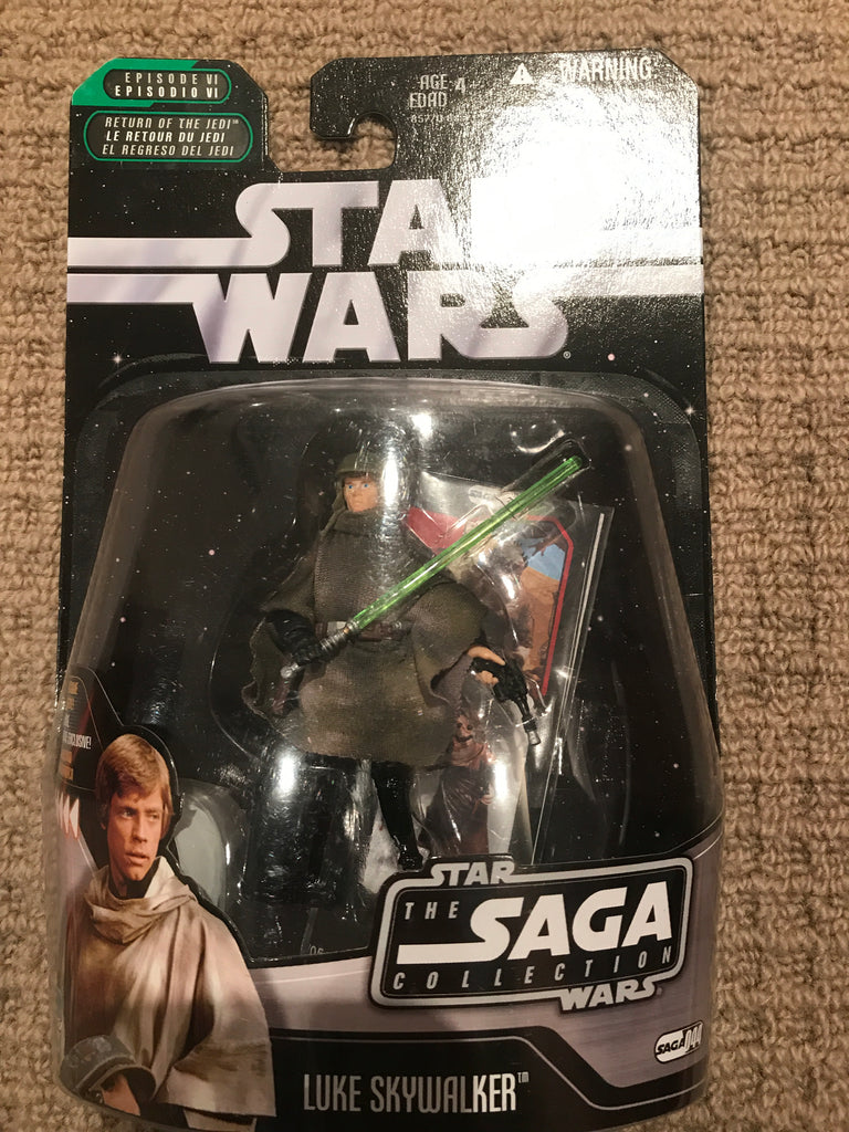 Luke Skywalker The Saga Collection 044