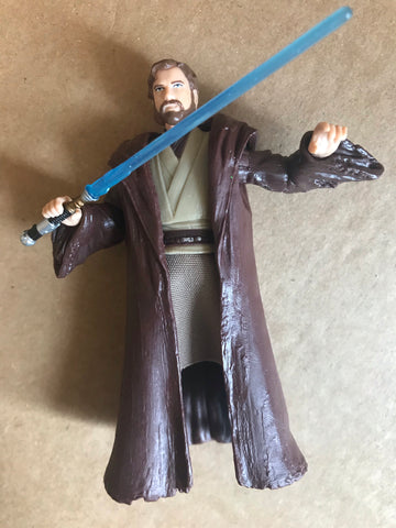 "Obi-Wan Kenobi Revenge of the Sith 3.75"" Loose"