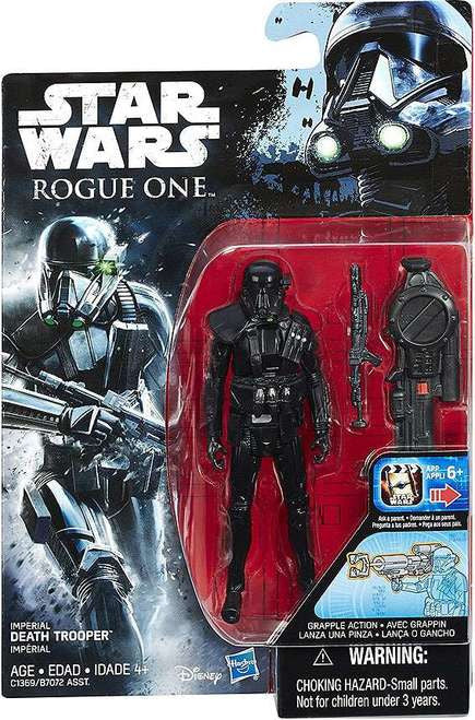 Imperial Death Trooper Star Wars Rogue One 3.75""