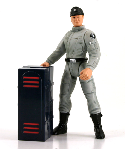 "#38 Imperial Trooper Star Wars Original Trilogy Collection 3.75"" Loose"