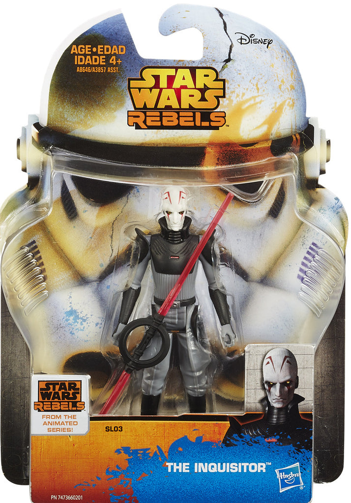 SL03 The Inquisitor Star Wars Rebels 3.75""