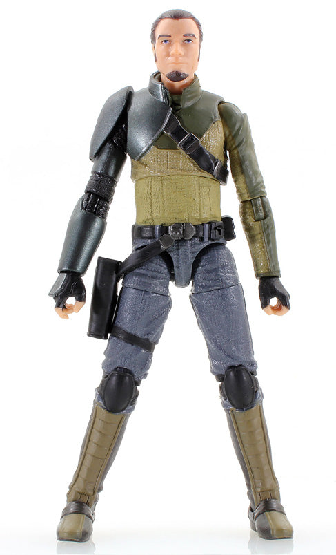 "Kanan Jarrus Star Wars Black Series 6"" Loose (INCOMPLETE)"