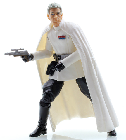 "#27 Director Krennic Star Wars The Black Series 6"" LOOSE"