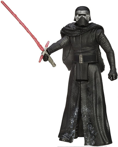 "Kylo Ren Snow Mission Armor Star Wars The Force Awakens 3.75"" Loose"