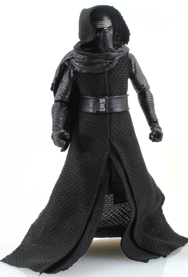 "#03 Kylo Ren Black Series 6"" Loose (incomplete)"