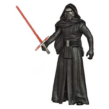 "Kylo Ren Star Wars The Force Awakens 3.75"" Loose"