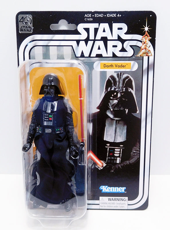 Darth Vader Star Wars Black Series 40th Anniversary 6""