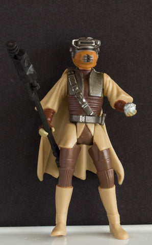 Princess Leia Organa Boushh Disguise Star Wars POTF2 Loose (NM)