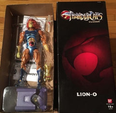 Lion-O Thundercats 2011 Bandai SDCC Exclusive