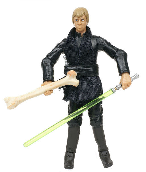 "Luke Skywalker 30th Anniversary Collection 3.75"" Loose"