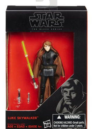 Luke Skywalker Star Wars The Black Series 3.75""