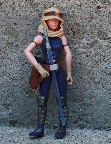 "Mara Jade 30th Anniversary 3.75"" Loose"