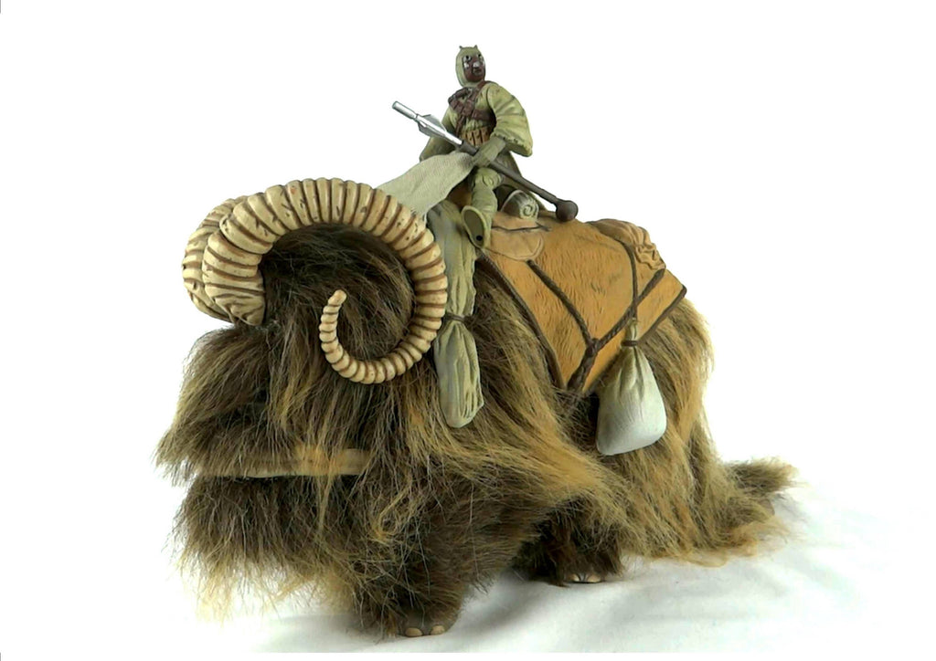 POTF2 Bantha with Tusken Raider Loose