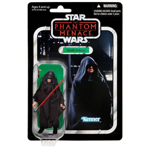 VC79 Darth Sidious The Vintage Collection 3.75""