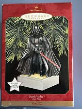 Darth Vader Keepsake Christmas Ornament