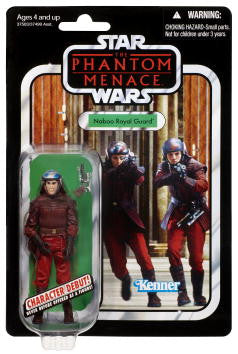 VC83 Naboo Royal Guard The Vintage Collection 3.75""
